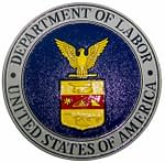 Department of Labor Seal